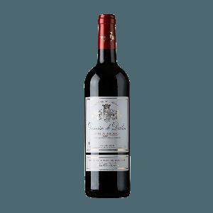 Domaine de Darlan - Côtes de Bordeaux Vieilles Vignes Rouge 2014